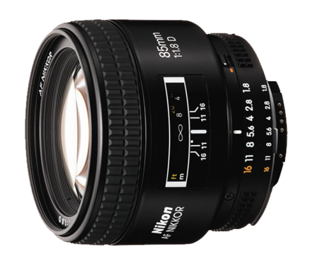 AF Nikkor 85mm f/1.8D: A great portrait lens