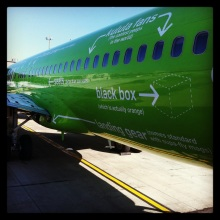 Kulula flight to Cape Town